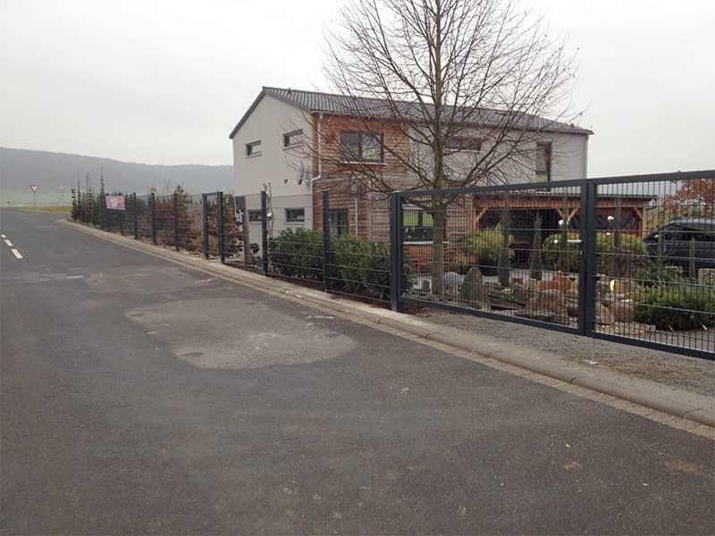 Doppelstabmatten-Zaun von Zaunbau Häusler