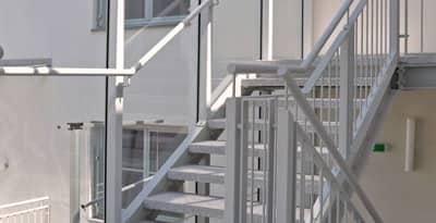 Geländer-Bau und Montage von Metallbau & Zaunbau Häusler